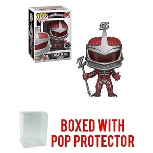 Power Rangers - Lord Zedd Vinyl Collectible Figure